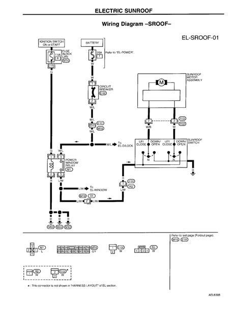 Ford Sunroof Wiring Diagram - Wiring Diagram