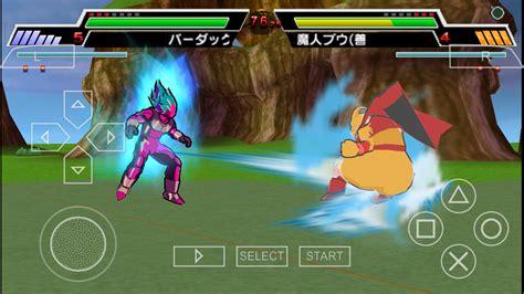 download mod game psp dragon ball super shin budokai v3 ppsspp cso free download