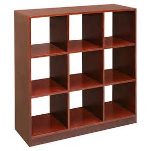 Cubicle Bookshelf Badger Basket 9 Cubby Storage Unit Kids Bookcases At