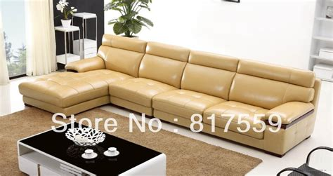 kuka leather sectional aliexpress com buy leather sectional sofa kuka from