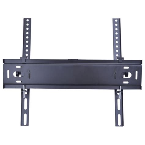 Tv Metal Thick 400 X 400 Pitch 4 5cm Wall Distance For 32 60 Inch Tv Tv Bracket 1 5mm Thick 400 X 400 Pitch For 26 55 Inch Tv Black Jakartanotebook