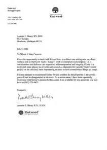 Recommendation Letter For Clinical Nursing Student Recommendation Letter For Thevictorianparlor Co