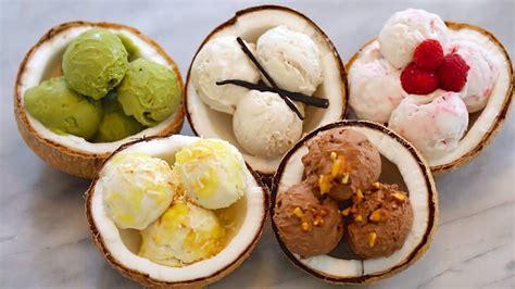 membuat es cream untuk di jual resep cara membuat es krim kelapa yang enak dan segar