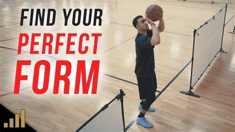 find your perfect home how to find your perfect shooting form at home drills