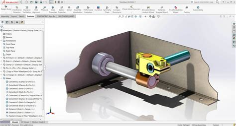 solidworks tutorial parts and assemblies update training to become a solidworks power user