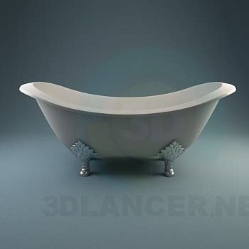 bathtub model 3d model bathtub in the style of loft id 9451
