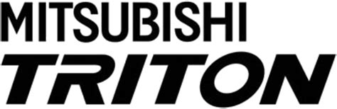 triton mitsubishi logo logo triton