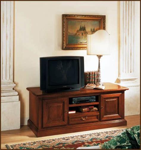 mobila tv comoda tv lemn masiv aniela mobila retro vintage lemn masiv