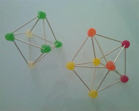 Figuras Geometricas Hechas Con Palillos   anachicuca mayo 2015