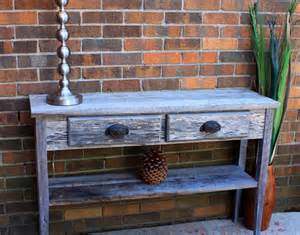 Wood Hallway Table Gray Wood Hallway Table Gray Reclaimed Sofa Table Wood