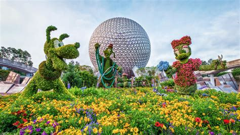 Disney World Flower And Garden Festival 7 Flower And Garden Festival Must Dos