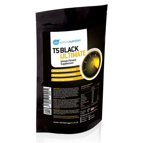 t5 supplement t5 black ultimate strongest burner diet capsules