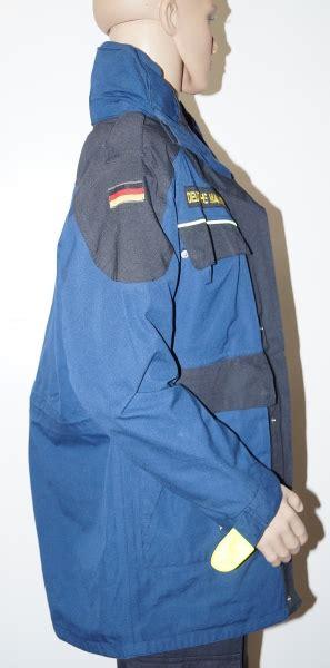 Rd Jaket Parka Army bw bordparka german navy with lining aramid army parka