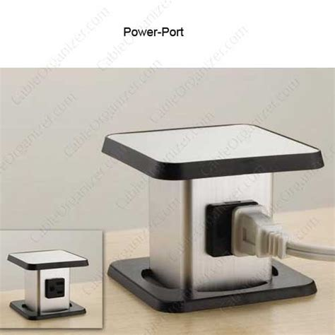 desk outlets power and data distribution desktop outlets pop out outlets cableorganizer com