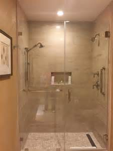 two shower stall king suite 105 picture of