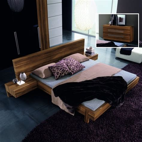modern platform bedroom set gap modern platform bedroom set by rossetto