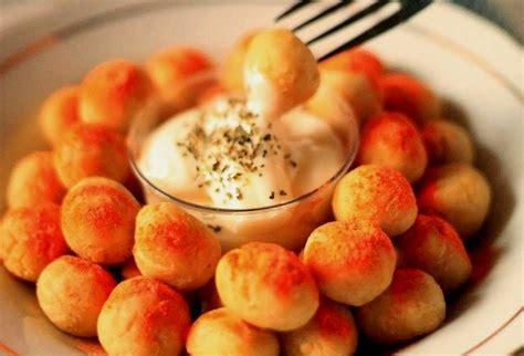 resep cimol goreng pedas  enak  mudah  dibuat