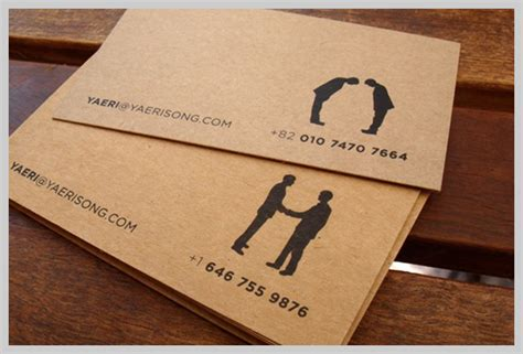 15 brown business card designs uprinting