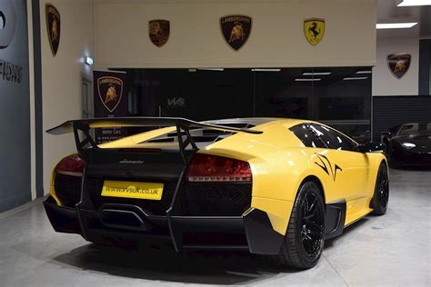 Lamborghini Lp670 4 Sv For Sale by Used 2017 Lamborghini Murcielago Lp670 4 Sv For Sale In