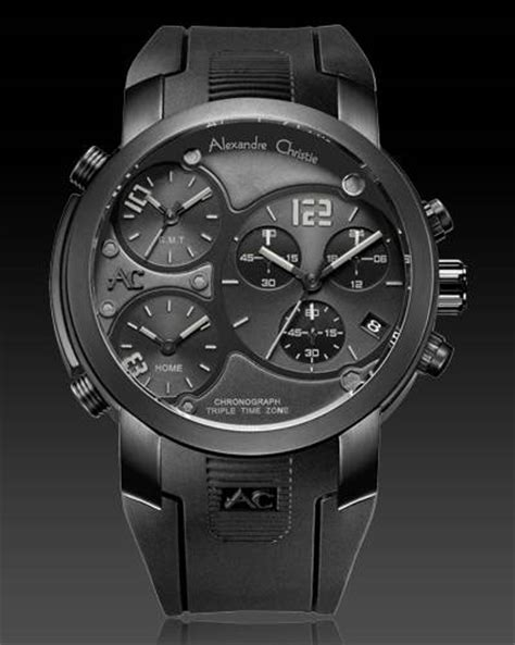 Alexandre Christie Ac 8480 Black Sepasang dinomarket pasardino alexandre christie ac6229bw collection limited edition