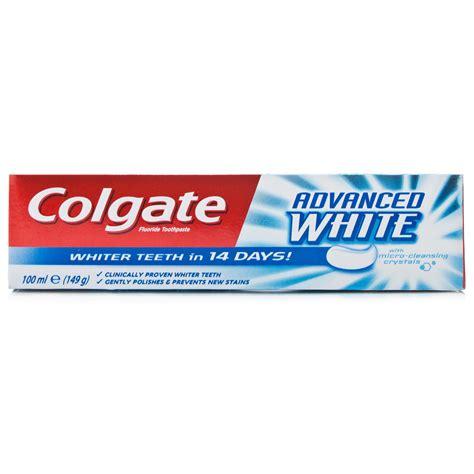 Pasta Gigi Colgate colgate advanced toothpaste ribchesters