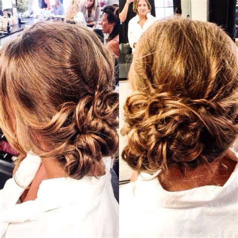 wedding hairstyles cascading curls pin by megan freeman on hair is my canvas pinterest