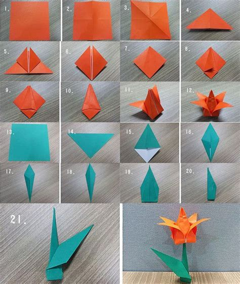 How To Do Origami Flower Step By Step Easy - how to do origami flower step by step easy wisemind studios