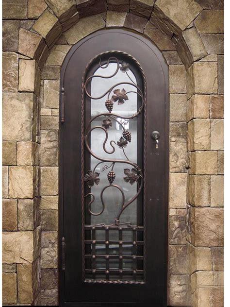 medieval style wine cellar door monarch custom doors