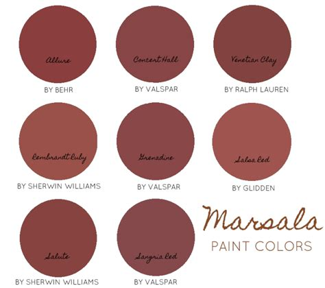eye for design decorate with marsala pantone s color of the year for 2015