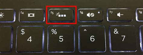 dell laptop keyboard light settings how to set your backlit keyboard to always on