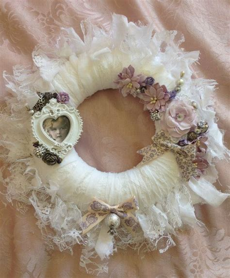items similar to make your own shabby chic bow headband 6210 best wreaths images on wreaths