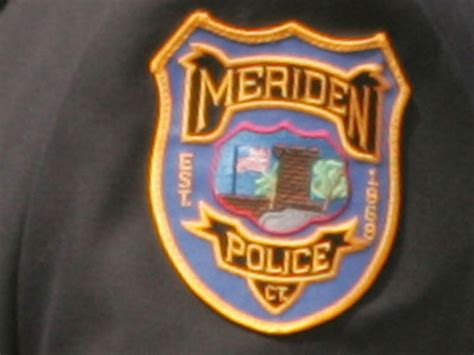 Meriden Arrest Records Meriden A West Faces Charges After Say He