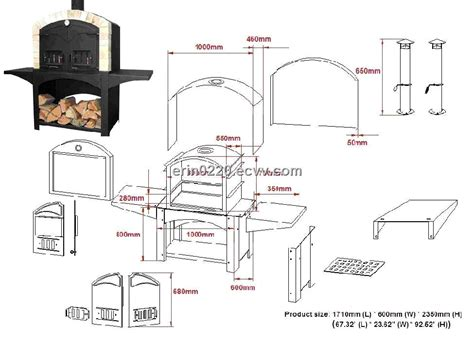 Outdoor Pizza Oven purchasing, souring agent   ECVV.com
