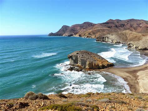 cabo de gata natural park 10 hiking and walking routes in the cabo de gata nijar