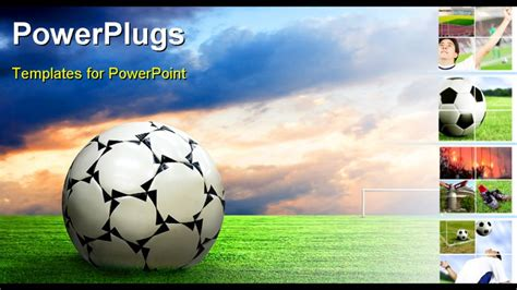 soccer soccer ball football football sport game powerpoint
