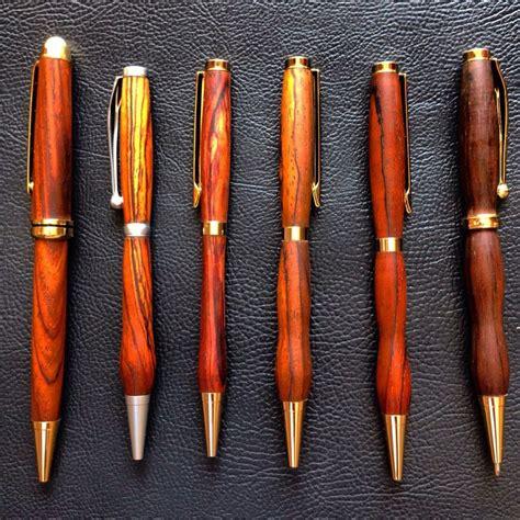 Handmade Wooden Pens - 25 best ideas about wooden pens on sliceform