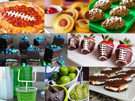 themed food football and seahawks themed snacks and appetizers parentmap