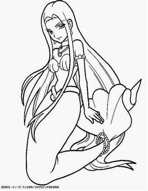 mermaid coloring pages preschool mermaid coloring sheets free coloring sheet