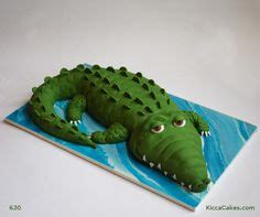 1000 ideas about crocodile cake on pinterest alligator