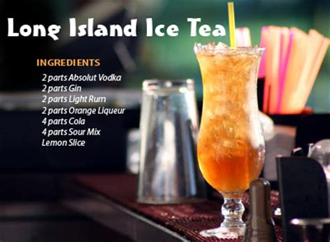 Top Shelf Island Iced Tea by The Bar Is Open Page 12 Tantoday Tanning Salon