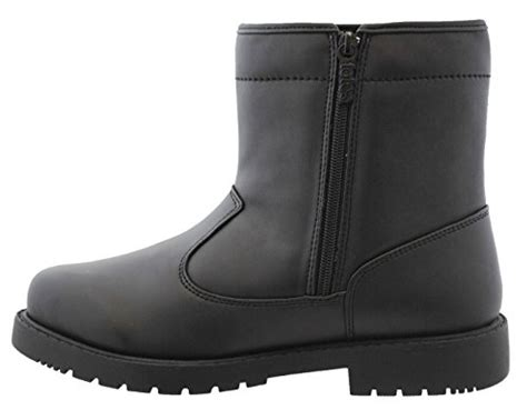 mens winter boots wide width totes mens suburb winter boot available in medium