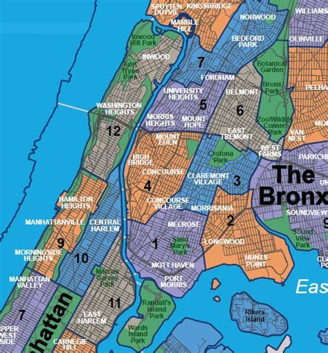 sections of the bronx sections of the bronx bing images
