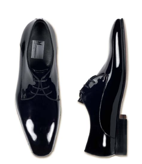 moreschi salzburg patent leather formal shoes