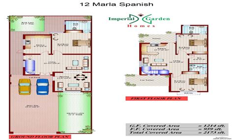 spanish villa house plans marla hooch 12 marla house plan spanish villa plans