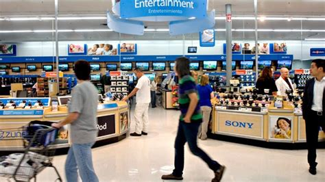 walmart electronics section walmart black friday ad announces deals 12 days earlier