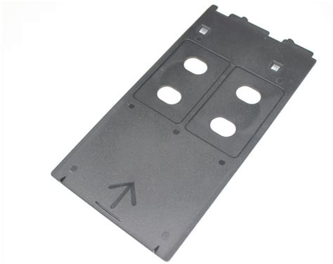 canon template for j tray card 50 pvc card id kit for inkjet printers