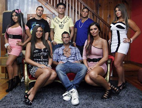 jersey shore cast jersey shore cast missed hair products gtl muscle guys