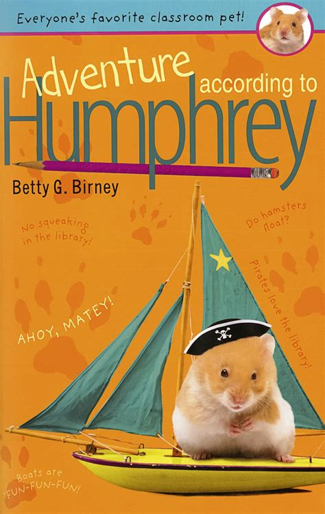 Betty The Book adventure according to humphrey by betty g birney