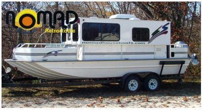 seaark houseboat trailerable houseboats for sale google search slip