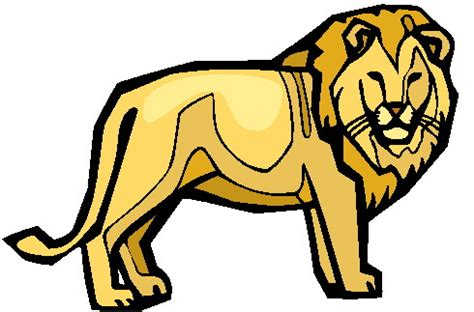 imagenes de leones animados image gallery leone s animados